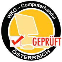WKO Computerhandel geprüft Gütezeichen