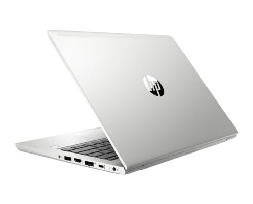 HP Probook 430 G6 Notebook seitlich von hinten