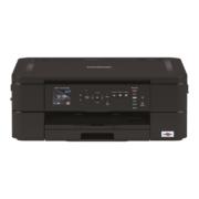 Brother DCP-J572DW Farb-Tinten Multifunktionsdrucker schwarz