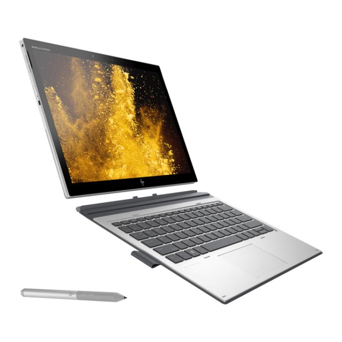 HP Elite x2 1013 G3 mit Stift und Tastatur