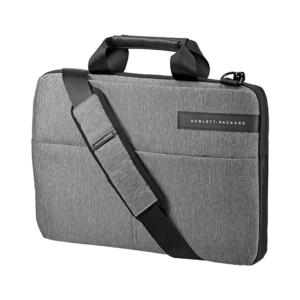 HP Signature Topload Notebook Tasche 14 Zoll grau schwarz