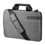HP Signature Topload Notebook Tasche 17,3 Zoll grau schwarz