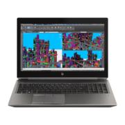 HP Zbook 15 G5 Workstation Notebook silber
