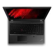 Lenovo Thinkpad P52 von oben Workstation Notebook