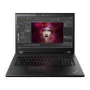 Lenovo Thinkpad P72 front Workstation Notebook