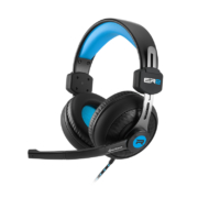 Headset Sharkoon Rush ER2 blau schwarz