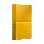 WD MyPassport gelb