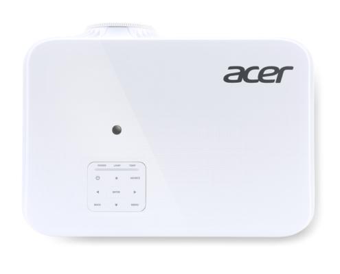 Acer P5530 DLP-Projektor von oben