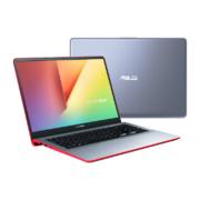 ASUS VivoBook S15 S530FN-BQ368T silber roter rand
