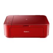 Canon Pixma MG3650 Tinten Multifuktionsdrucker rot