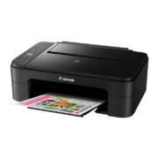 Canon Pixma TS3150 Tinten Multifuktionsdrucker schwarz