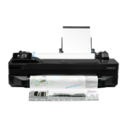 HP DesignJet T120 Großformatdrucker