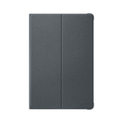 Huawei Flip-Cover MediaPad M5 Lite grau Tablet Schutzhülle
