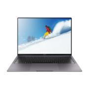 Huawei Matebook X Pro dünnes Notebook silber