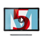 Huawei MediaPad M5 Pro 10.8 LTE 64GB grau mit Stift