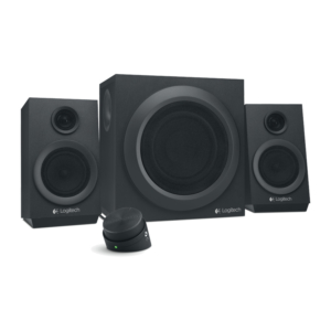 Logitech Multimedia Speakers Z333 subwoofer und 2 boxen