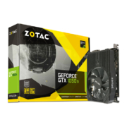 Zotac GeForce GTX1050Ti Mini 4GB GDDR5 Grafikkarte