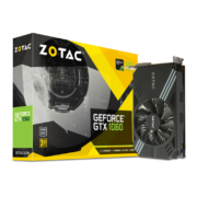 Zotac GeForce GTX 1060 Mini 3GB GDDR5 Grafikkarte