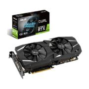 Grafikkarte ASUS Dual GeForce RTX2060 OC DUAL-RTX2060-O6G