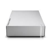 LaCie Porsche Design Desktop Festplatte 4TB frontal