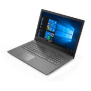 Lenovo Notebook V330-15 von vorne seitlich dunkelgrau