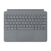 Microsoft Surface Go Signature Type Cover Platin