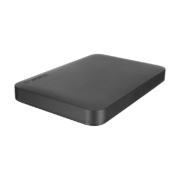 externe mobile Festplatte 2,5 Zoll Toshiba Canvio Ready liegend schwarz