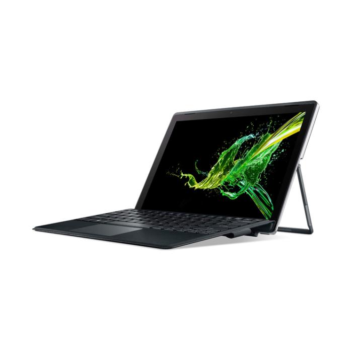 Acer Switch 3 Pro SW312-31-P16H Tablet rechts mit Tastatur angedockt