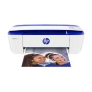 HP DeskJet 3760 Drucker, weiss blau kompakt