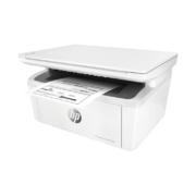 HP LaserJet Pro M28a, S/W Laser Multifunktionsgerät kompakt in der farbe weiss