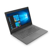 Lenovo V330-14IKB 14 Zoll Notebook von oben aufgeklappt