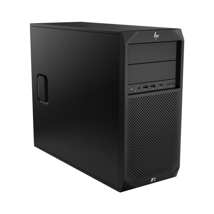 HP Workstation Z2 G4 schwarz