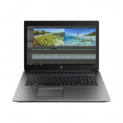 HP ZBook 17 G6 Mobile Workstation vorne mit Videoschnitt software