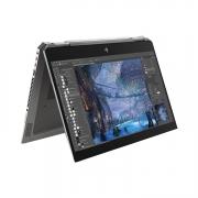 HP ZBook Studio x360 G5 Convertible im Zeltmodus