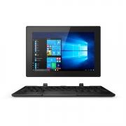 Lenovo Tablet 10 frontal Tastatur abgedockt