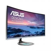 """ASUS Designo Curve MX34VQ, 34"""" UWQHD Curved Monitor"""