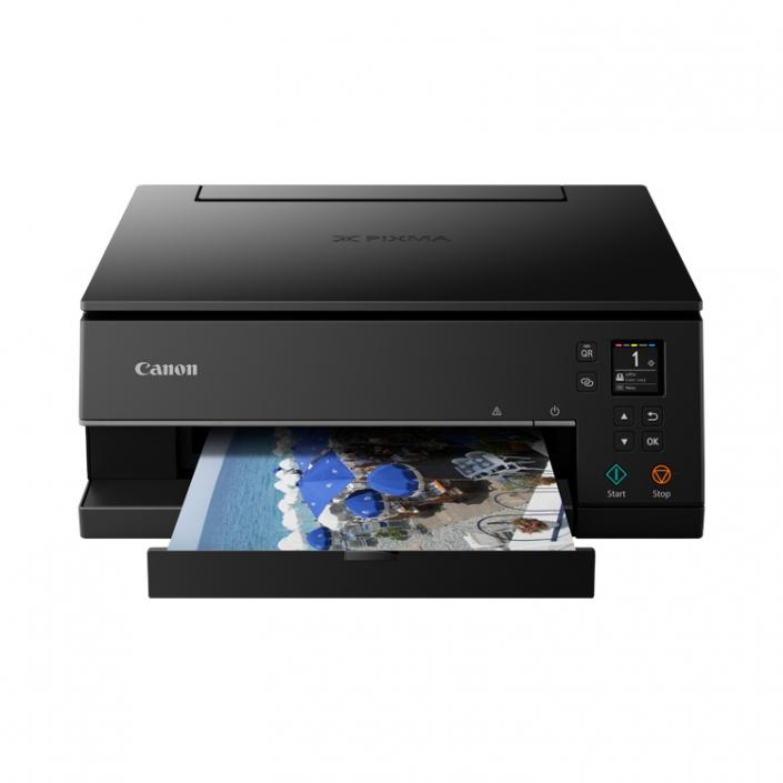 Canon PIXMA TS6350 schwarz, Tintenstrahl-Multifunktionsgerät