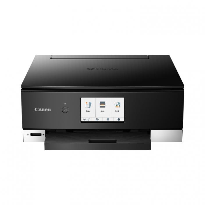 Canon PIXMA TS8350 schwarz, Tintenstrahl-Multifunktionsgerät