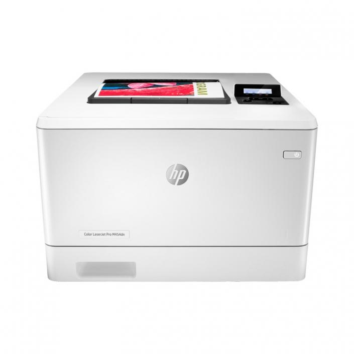 HP Color LaserJet Pro M454dn Farblaserdrucker