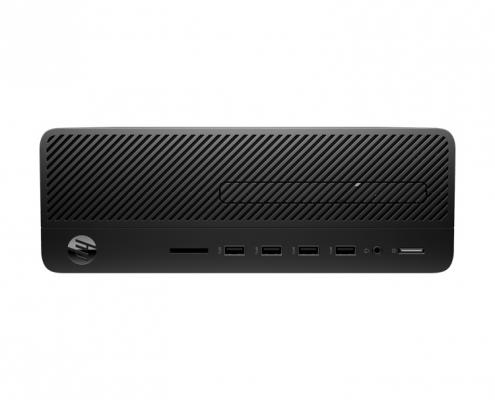 HP 290 G2 SFF schwarzer Desktop PC