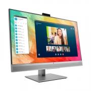 HP EliteDisplay E273m 27 zoll monitor silber mit Lautsprecher und Webcam