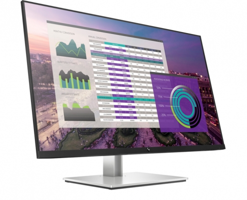 HP EliteDisplay E324q Monitor