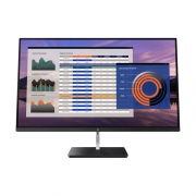 HP EliteDisplay S270n 27 zoll 4k Monitor schwarz schmaler rand