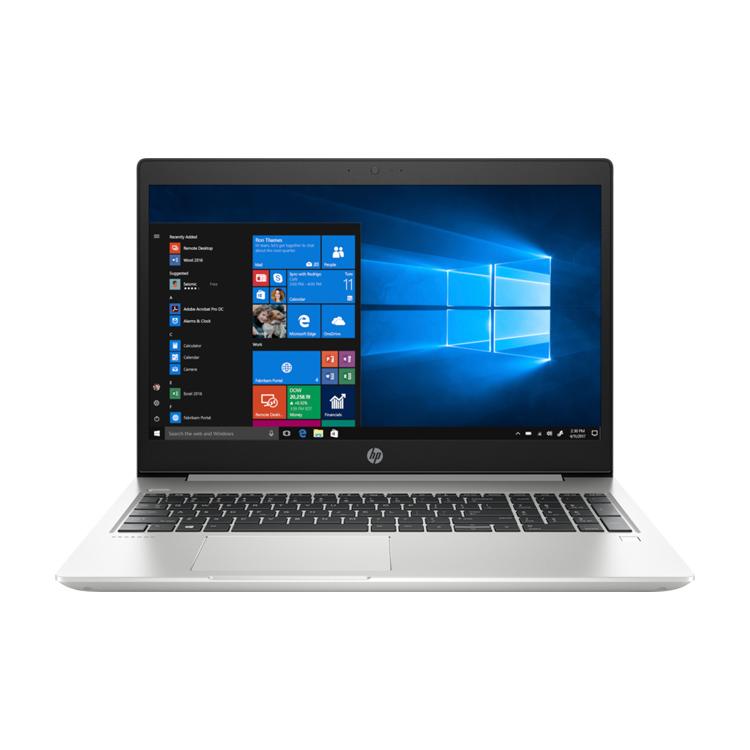 HP ProBook 455R G6 silber Notebook frontal