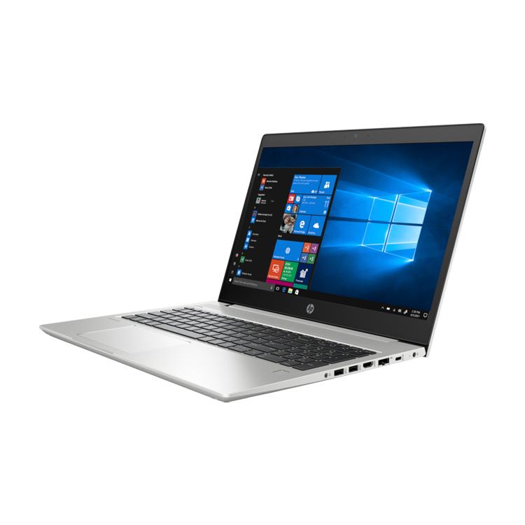 HP ProBook 455R G6 Notebook silber rechte Seite