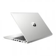 HP Probook 440 G6 14 zoll notebook silber von hinten rechts