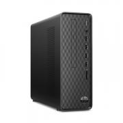 HP Slim Desktop S01-pF0002ng dunkelgrau schwarz