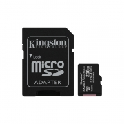 Kingston Canvas Select Plus microSDXC Speicherkarte 256GB