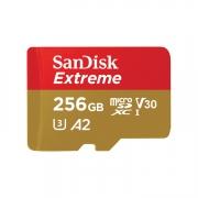 SanDisk Extreme microSDXC 256GB Speicherkarte