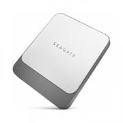 Seagate Fast SSD externe SSD silber dunkelgrau